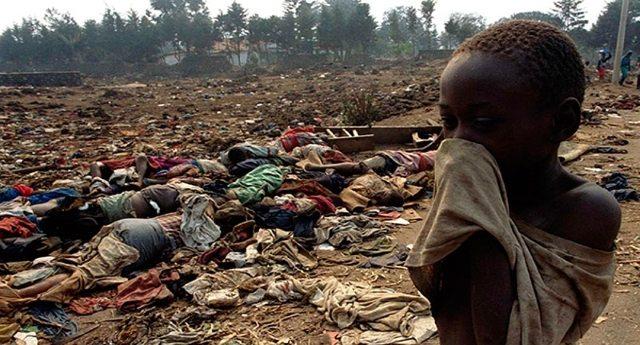 In Congo c'è un genocidio in corso. Più di 6 milioni di vittime sono state massacrate tra l'indifferenza generale e con il sostegno degli Stati Uniti e dell'Europa.