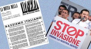italiani razzisti