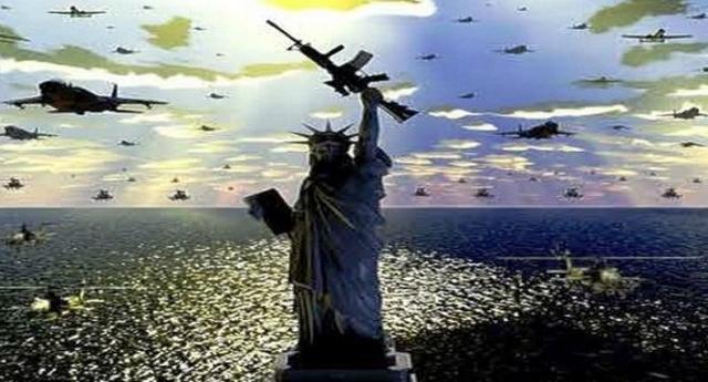 Terrorismo? Gli Stati Uniti lanciano una bomba ogni 12 minuti in qualche parte del mondo a loro piacimento, ma nessuno ne parla!